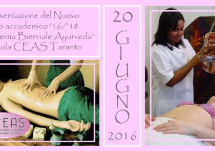 presentazione-anno-accademico-ayurveda-scuola-ceas-estetica-taranto